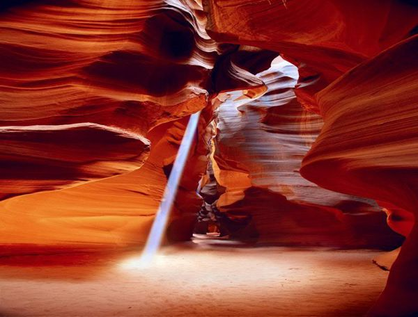 каньон Антилопы, Antelope Canyon